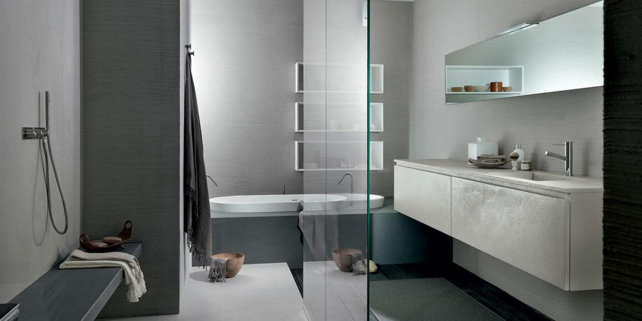 Modern and bright Bathroom by Modulnova