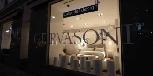 Gervasoni Showroom Vienna - by Casa del design