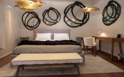 Gervasoni Showroom Vienna - by Casa del design - Bedroom 2018